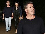 Simon Cowell And Lauren Silverman Brave The Rain As They Leave Ago's Restaurant in West Hollywood\n\nPictured: Simon Cowell And Lauren Silverman\nRef: SPL1241486  050316  \nPicture by: Photographer Group / Splash News\n\nSplash News and Pictures\nLos Angeles: 310-821-2666\nNew York: 212-619-2666\nLondon: 870-934-2666\nphotodesk@splashnews.com\n