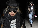 6 Mar 2016 - London  - UK  Rita Ora pictured arriving back in the UK via Heathrow airport   BYLINE MUST READ : XPOSUREPHOTOS.COM  ***UK CLIENTS - PICTURES CONTAINING CHILDREN PLEASE PIXELATE FACE PRIOR TO PUBLICATION ***  **UK CLIENTS MUST CALL PRIOR TO TV OR ONLINE USAGE PLEASE TELEPHONE   44 208 344 2007 **