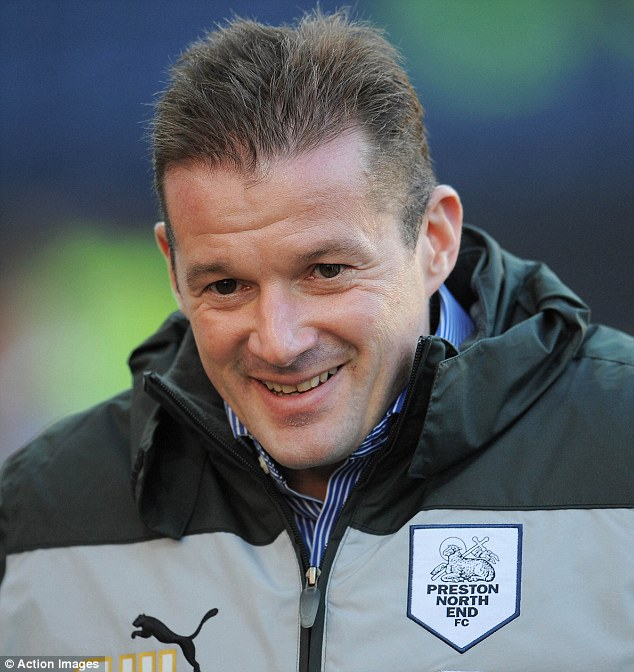 Bouncing back: Graham Westley is keen to return to management as quickly as possible