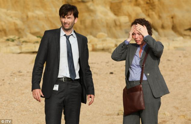 Writer Chris Chibnall gathered cast on a beach to tell them the plot, but then changed his mind at the last minute
