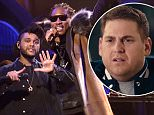 NEW YORK, NEW YORK¿ Saturday, March 5, 2016. Saturday Night Live\nJonah Hill hosts. Future performs as musical guest with an appearance by The Weekend. Jason Sudeikis makes a cameo.\nCast: Vanessa Bayer, Aidy Bryant, Michael Che, Pete Davidson, Taran Killam, Kate McKinnon, Bobby Moynihan, Jay Pharoah, Kenan Thompson, and Cecily Strong; featuring Beck Bennett, Colin Jost, Kyle Mooney, and Sasheer Zamata\n