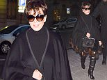 7 March 2016.\nYet another shopping trip for Kris Jenner as she makes her way through every shop in paris.\nCredit: Warner/Eade /GoffPhotos.com   Ref: KGC-102/195\n