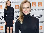"""NEW YORK, NEW YORK - MARCH 05:  Actor Diane Kruger attends """"Disorder"""",  2016 Rendez-Vous with French Cinema at Furman Gallery on March 5, 2016 in New York City.  (Photo by John Lamparski/WireImage)"""