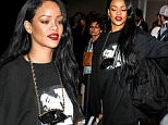 **MIN FEE TO BE AGREED** \nEXCLUSIVE: Rihanna seen at LAX airport in Los Angeles, California.\n\nPictured: Rihanna\nRef: SPL1242018  060316   EXCLUSIVE\nPicture by: Splash News\n\nSplash News and Pictures\nLos Angeles:\t310-821-2666\nNew York:\t212-619-2666\nLondon:\t870-934-2666\nphotodesk@splashnews.com\n