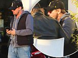 *EXCLUSIVE* Hollywood, CA - Leonardo DiCaprio slurps up some ramen with friends at Tatsu Ramen. The Oscar Winner looked carefree as he had a nice dinner in the setting Hollywood sun.\nAKM-GSI     March 6, 2016\nTo License These Photos, Please Contact :\nSteve Ginsburg\n(310) 505-8447\n(323) 423-9397\nsteve@akmgsi.com\nsales@akmgsi.com\nor\nMaria Buda\n(917) 242-1505\nmbuda@akmgsi.com\nginsburgspalyinc@gmail.com