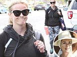 Brentwood, CA - Reese Witherspoon visits the store 'Sweaty Betty' before she heads to Monday morning yoga on a rainy day in Brentwood. The 39-year-old actress is wearing printed leggings paired with a hoodie, and Reese is carrying a Printed Vanderbilt Tote from her Draper James collection. \n  \nAKM-GSI      March 7, 2016\nTo License These Photos, Please Contact :\nSteve Ginsburg\n(310) 505-8447\n(323) 423-9397\nsteve@akmgsi.com\nsales@akmgsi.com\nor\nMaria Buda\n(917) 242-1505\nmbuda@akmgsi.com\nginsburgspalyinc@gmail.com
