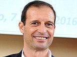Congratulations @OfficialAllegri on winning the 'Panchina d'Oro' award today in Coverciano