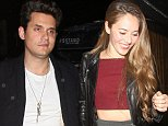 EXCLUSIVE: John Mayer Parties At The Nice Guy Club With A Mystery Girl in West Hollywood  Pictured: John Mayer Ref: SPL1241613  060316   EXCLUSIVE Picture by: Photographer Group / Splash News  Splash News and Pictures Los Angeles: 310-821-2666 New York: 212-619-2666 London: 870-934-2666 photodesk@splashnews.com