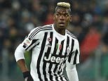 TURIN, ITALY - FEBRUARY 28:  Paul Pogba of Juventus FC in action during the Serie A match between Juventus FC and FC Internazionale Milano at Juventus Arena on February 28, 2016 in Turin, Italy.  (Photo by Valerio Pennicino/Getty Images)
