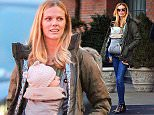 Picture Shows: Hank Roddick, Brooklyn Decker  March 06, 2016    Model Brooklyn Decker and her son Hank are spotted out and about in New York City, New York.     Brooklyn and Hank just got back from a vacation to Mexico with some family members.    Exclusive - All Round  UK RIGHTS ONLY    Pictures by : FameFlynet UK � 2016  Tel : +44 (0)20 3551 5049  Email : info@fameflynet.uk.com