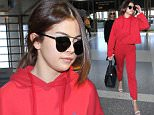 Mandatory Credit: Photo by MediaPunch/REX/Shutterstock (5611351d)\nSelena Gomez\nSelena Gomez at LAX international airport, Los Angeles, America - 07 Mar 2016\n
