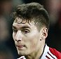 Guillermo Varela of Manchester United during the Barclays Premier League match between Manchester United and Watford played at Old Trafford, Manchester on March 2nd 2016