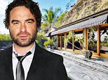'Big Bang Theory' Star Johnny Galecki home sold