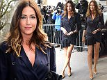 TRIC Awards 2016 held at Grosvenor House - Arrivals Featuring: Lisa Snowdon Where: London, United Kingdom When: 08 Mar 2016 Credit: WENN.com