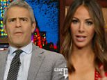 NEW YORK, NY: Monday, March 7, 2016 ¿ \n¿Watch What Happens Live¿ Host Andy Cohen was joined by some of the female stars of  ¿Vanderpump Rules,¿ Katie Maloney, Scheana Shay, Kristen Doute and Stassi Schroeder\n
