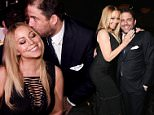 BEVERLY HILLS, CA - MARCH 07:  Singer Mariah Carey and honoree Brett Ratner attends the Venice Family Clinic Silver Circle Gala 2016 honoring Brett Ratner and Bill Flumenbaum at The Beverly Hilton Hotel on March 7, 2016 in Beverly Hills, California.  (Photo by Todd Williamson/Getty Images for Venice Family Clinic)