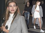 8 Mar 2016 - PARIS - FRANCE  CHRIS BROWN AND CELEB FRIENDS HAILEY BALWIN, KENDELL JENNER, JOSH PECK AND JOAN SMALLS SPOTTED LEAVING PLAZA ATHENEE 2.30 IN PARIS  BYLINE MUST READ : XPOSUREPHOTOS.COM  ***UK CLIENTS - PICTURES CONTAINING CHILDREN PLEASE PIXELATE FACE PRIOR TO PUBLICATION ***  **UK CLIENTS MUST CALL PRIOR TO TV OR ONLINE USAGE PLEASE TELEPHONE   44 208 344 2007 **