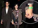 EXCLUSIVE ALL-ROUND GBP 250 PER PICTURE MINIMUM FEE FOR PRINT USAGE. PLEASE CALL TO AGREE WEBSITE FEES. Mandatory Credit: Photo by Beretta/Sims/REX/Shutterstock (5611436s) Daisy Lowe and Thomas Cohen Daisy Lowe and Thomas Cohen out and about in London, Britain - 08 Mar 2016 Daisy Lowe arrives with boyfriend Thomas Cohen at the Moth Club where he was performing on Monday evening (7th).
