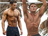 Picture Shows: Zac Efron  March 08, 2016\n \n Actor Zac Efron shows off his toned beach bod while filming a shirtless scene for the upcoming 'Baywatch' film in Miami, Florida.\n \n Non-Exclusive\n UK RIGHTS ONLY\n \n Pictures by : FameFlynet UK © 2016\n Tel : +44 (0)20 3551 5049\n Email : info@fameflynet.uk.com