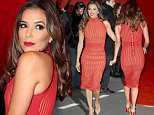 Picture Shows: Eva Longoria  March 08, 2016    Celebrities attend the L'Oreal Party during Paris Fashion Week in Paris, France.    Non Exclusive  WORLDWIDE RIGHTS - NO FRANCE    Pictures by : FameFlynet UK © 2016  Tel : +44 (0)20 3551 5049  Email : info@fameflynet.uk.com
