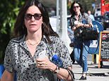 Exclusive... 51991324 Actress Courteney Cox is spotted out running errands in West Hollywood, California on March 8, 2016. Courteney has been spending most of her free time with her daughter Coco. FameFlynet, Inc - Beverly Hills, CA, USA - +1 (310) 505-9876