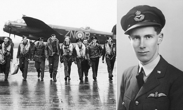 The forgotten Dambusters hero: Incredible tale of how 21-year-old who Guy Gibson said was