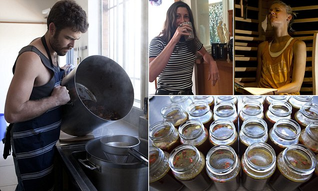 Meet Doctor Tom Connor, the man selling bone broth to women for $1,700 dollars