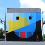 Elian New Mural In Atlanta, USA