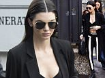 Mandatory Credit: Photo by David Fisher/REX/Shutterstock (5611975b)\nKendall Jenner departing\nMiu Miu show, Autumn Winter 2016, Paris Fashion Week, France - 09 Mar 2016\n