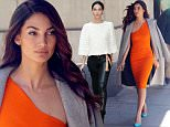 Mandatory Credit: Photo by Zelig Shaul/ACE Pictures/REX/Shutterstock (5612066c)\nLily Aldridge\nLily Aldridge out and about, New York, America - 09 Mar 2016\n
