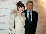 Mandatory Credit: Photo by Gregory Pace/BEI/BEI/Shutterstock (1090741f)\nHarrison Ford and daughter Georgia Ford\n'Extraordinary Measures' Cinema Society Screening at the School of Visual Arts Theater, New York, America - 21 Jan 2010\n\n