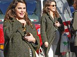 EXCLUSIVE: Keri Russell seen outside Locanda Verde restaurant after having lunch in Tribeca, New York City.\n\nPictured: Keri Russell\nRef: SPL1240671  070316   EXCLUSIVE\nPicture by: Splash News\n\nSplash News and Pictures\nLos Angeles: 310-821-2666\nNew York: 212-619-2666\nLondon: 870-934-2666\nphotodesk@splashnews.com\n