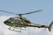 Вертолёт Eurocopter AS550 Fennec. Технические характеристики. Фото.