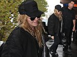 10th March 2016\nMadonna is seen arriving at the Forum Theatre in Melbourne, Australia\n\nPictured: Madonna\nRef: SPL1243436  090316  \nPicture by: Faith Moran/Splash News\n\nSplash News and Pictures\nLos Angeles: 310-821-2666\nNew York: 212-619-2666\nLondon: 870-934-2666\nphotodesk@splashnews.com\n