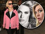 January Jones arrives back in Los angeles dressed in pink.\n\nPictured: January Jones\nRef: SPL1243870  090316  \nPicture by: Clint Brewer / Splash News\n\nSplash News and Pictures\nLos Angeles: 310-821-2666\nNew York: 212-619-2666\nLondon: 870-934-2666\nphotodesk@splashnews.com\n