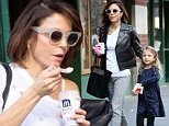 Mandatory Credit: Photo by Startraks Photo/REX/Shutterstock (5612133f)\nBethenny Frankel, Bryn Hoppy\nBethenny Frankel and Bryn Hoppy out and about, New York, America - 09 Mar 2016\nBethenny Frankel Takes Daughter Bryn to a McDonald's after School\n