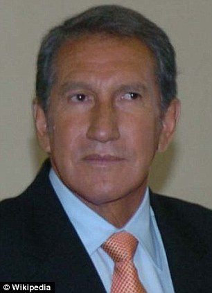 Two years ago the children went to visit their father, Arturo Montiel, in Mexico, but they never returned home to France