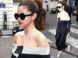 Selena Gomez strolling in Paris\nParis, France March 10th 2016\n\nPictured: Selena Gomez\nRef: SPL1244299  100316  \nPicture by: KCS Presse / Splash News\n\nSplash News and Pictures\nLos Angeles: 310-821-2666\nNew York: 212-619-2666\nLondon: 870-934-2666\nphotodesk@splashnews.com\n