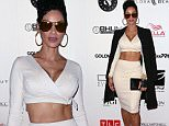 """WEST HOLLYWOOD, CA - MARCH 09:  TV personality Nicole Murphy attends the preview event of TLC Network's """"Global Beauty Masters"""" Season 2 at Christopher Guy West Hollywood Showroom on March 9, 2016 in West Hollywood, California.  (Photo by David Livingston/Getty Images)"""