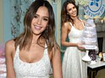NEW YORK, NY - MARCH 09:  Jessica Alba and The Honest Company celebrate the launch of the Springtime in Paris Diaper Collection on March 9, 2016 in New York City.  (Photo by Dimitrios Kambouris/Getty Images for The Honest Company)