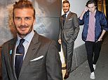 Picture Shows: Brooklyn Beckham  March 10, 2016\n \n Brooklyn Beckham at the Charity auction of 'David Beckham: The Man in London.\n Also in attendance are Sandra and Joanne Beckham.\n \n Non Exclusive\n WORLDWIDE RIGHTS\n \n Pictures by : FameFlynet UK © 2016\n Tel : +44 (0)20 3551 5049\n Email : info@fameflynet.uk.com