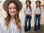 LOS ANGELES, CA - MARCH 09:  Actress Olivia Wilde attends the launch of a new music video for Edward Sharpe and the Magnetic Zeros directed by Olivia Wilde  on March 9, 2016 in Los Angeles, California.  (Photo by Emma McIntyre/Getty Images)