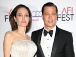 Mandatory Credit: Photo by Matt Baron/BEI/Shutterstock (5354923z) Angelina Jolie and Brad Pitt 'By the Sea' film premiere, Los Angeles, America - 05 Nov 2015