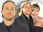 """HOLLYWOOD - AUGUST 24:  Actor Charlie Hunnam (L) and girlfriend Morgana arrive at the FX Series Screening of """"Sons of Anarchy"""" held at Paramount Theater at Paramount Studios on August 24, 2008 in Hollywood, California.  (Photo by Michael Tran/FilmMagic)"""