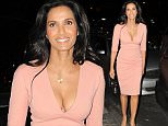 Padma Lakshmi is all smiles as she steps out of her apartment to head to her book signing in NYC.\n\nPictured: Padma Lakshmi\nRef: SPL1243829  090316  \nPicture by: Splash News\n\nSplash News and Pictures\nLos Angeles: 310-821-2666\nNew York: 212-619-2666\nLondon: 870-934-2666\nphotodesk@splashnews.com\n