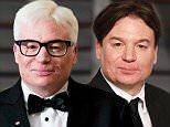 Mandatory Credit: Photo by Matt Baron/BEI/BEI/Shutterstock (4448682cu)\nMike Myers\n87th Academy Awards, Oscars, Vanity Fair After Party, Los Angeles, America - 22 Feb 2015\n