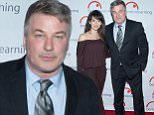 NEW YORK, NY - MARCH 10:  Hilaria Baldwin (L) and Actor Alec Baldwin attend the 7th Annual Bent On Learning Inspire! Gala at Capitale on March 10, 2016 in New York City.  (Photo by Mark Sagliocco/Getty Images)