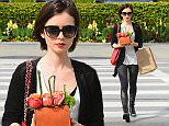 Lily Collins Carries a Basket of Flowers at Bristol Farms\n\nPictured: Lily Collins\nRef: SPL1244548  100316  \nPicture by: All Access Photo\n\nSplash News and Pictures\nLos Angeles: 310-821-2666\nNew York: 212-619-2666\nLondon: 870-934-2666\nphotodesk@splashnews.com\n