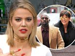 Kocktails with Khloe March 9, 2016 \nActors Vivica A. Fox and Slink Johnson, singer Cassie as well as actor/comic Alec Mapa, and chef Sharone Hakman are the guests.\nKhloe Kardashian invites celebrity guests into her kitchen for a lively dinner party.\n