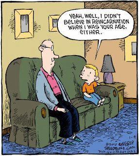 reincarnation: